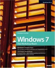 Windows 7 Workshop-Buch