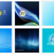 Windows 8 Hintergrundbilder