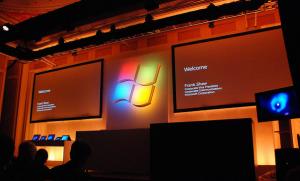 Windows-Pressekonferenz auf der CES 2011