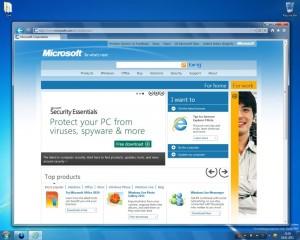 Erster Screenshot von Windows 8 ?