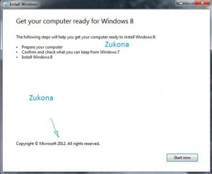 Windows 8 Installer