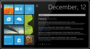 Omnimo 3 - Neue Oberfläche für Windows