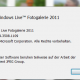 Info-Dialog der Windows Live Essentials