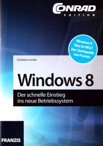 Windows 8 Heft bei Conrad