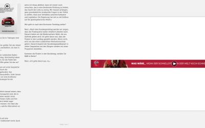 Neue Werbung in der News-App von Windows 8