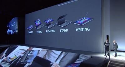 Das Samsung Ativ Q