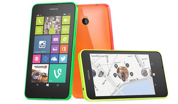 Erstes Windows Phone 8.1 verfügbar