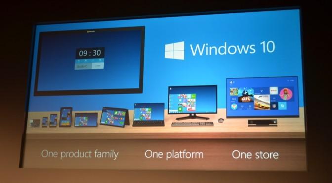 Windows 9 heißt Windows 10