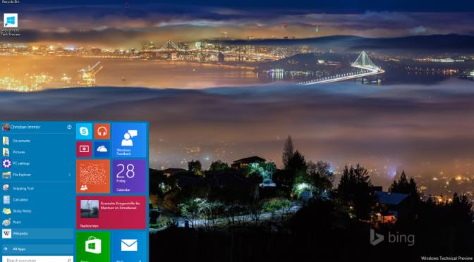 Erscheint Windows 10 im September 2015?