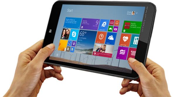 Windows 10: Kein klassischer Desktop für 7-Zoll-Tablets