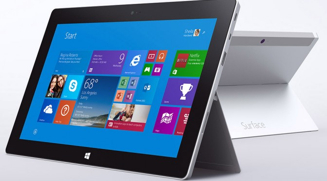 Microsoft stellt Surface 2 und Windows RT ein