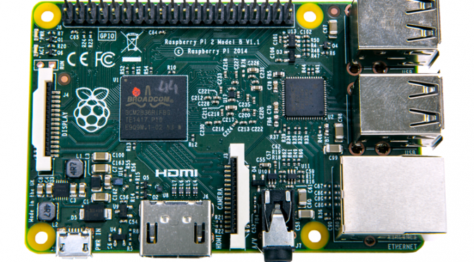 Windows 10 für Raspberry Pi B2
