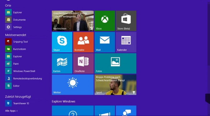 Windows 10 auf dem HP Stream 7 Tablet installieren