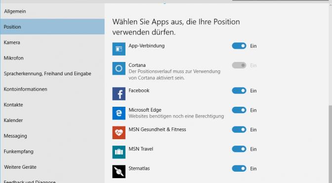 Windows 10 – Ein Betriebssystem für Paranoide (!?)